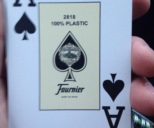 Игральные карты fournier 2818 (фурнье). Фото 3. Москва.