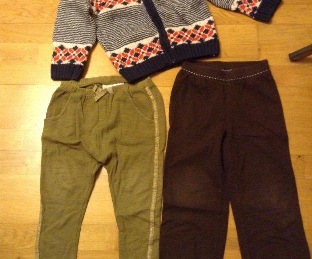 Пакет фирменной одежды для мальчика 98-104 см. Фото 1. Санкт-Петербург.