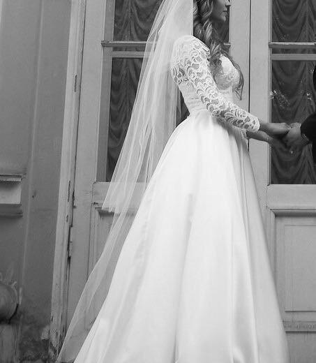 Свадебное платье. Фото 1. Мурино.