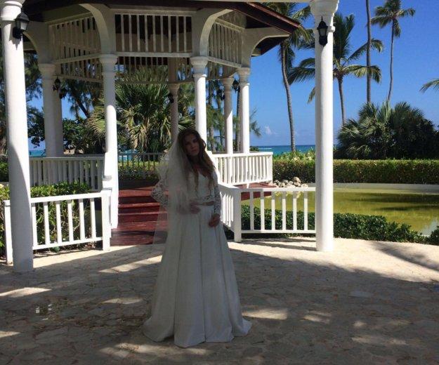 Свадебное платье. Фото 2. Мурино.