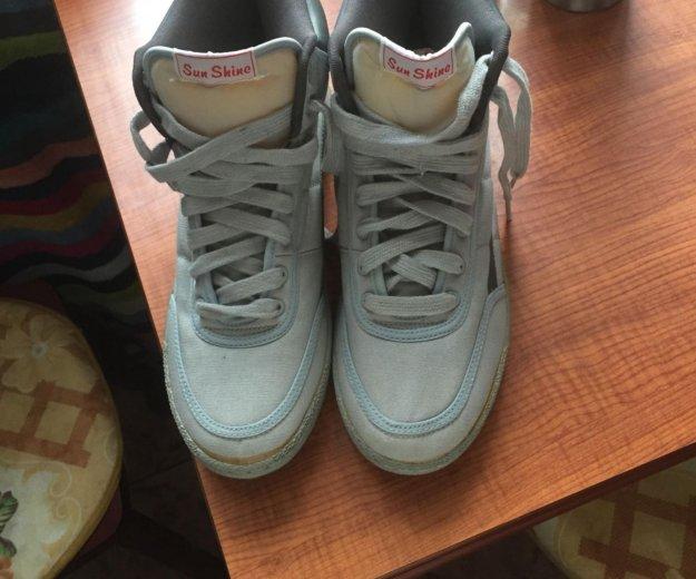 Мужские кроссовки (новые) 42. Фото 4. Химки.