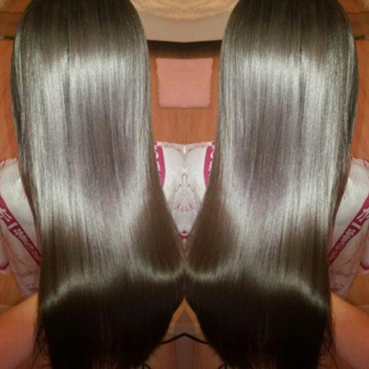 Ботокс для волос. Фото 1. Тосно.