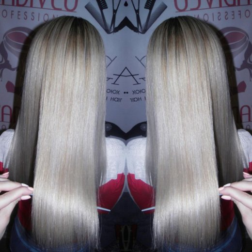 Ботокс для волос. Фото 4. Тосно.