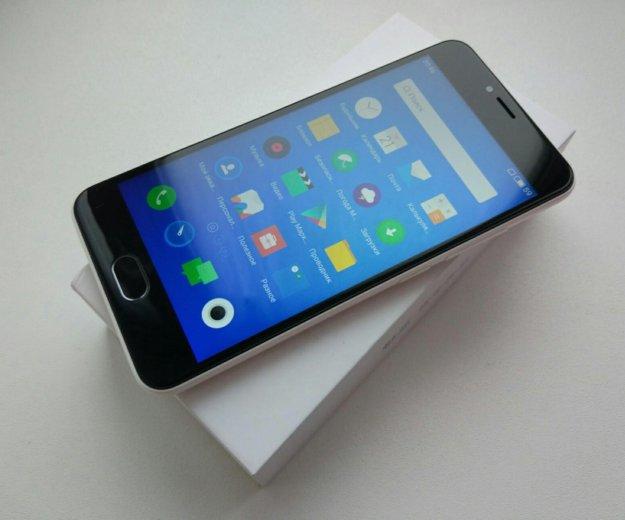 Meizu m3 mini 16gb (новый, в плёнках). Фото 1. Краснодар.