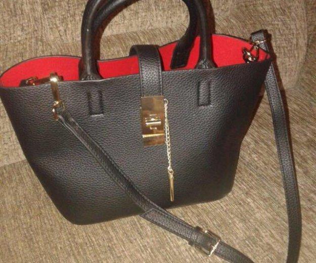Новая сумочка из экокожи. Фото 3. Москва.