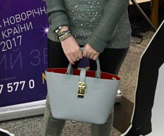 Новая сумочка из экокожи. Фото 4. Москва.