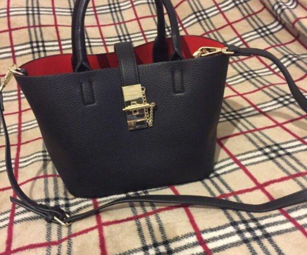Новая сумка из экокожи. Фото 3. Солнечногорск.