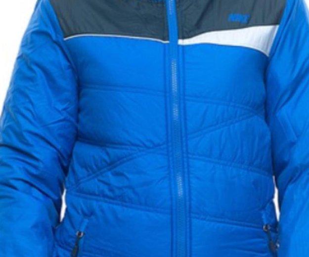 Куртка nike двухсторонняя демисезон xs. Фото 3. Зеленоград.