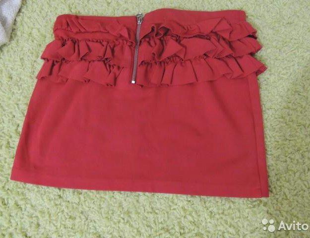 юбка с рюшами крючком для девочки мастер класс
