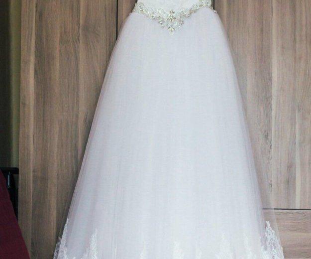 Платье свадебное. Фото 4. Санкт-Петербург.