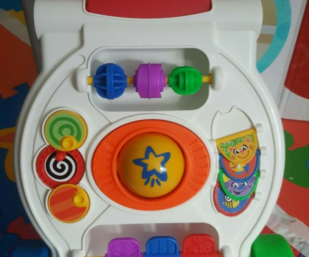 Ходунки 2-в-1 каталка fisher-price. Фото 3. Мытищи.