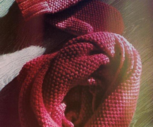 Вязаные шапки, шарфы, снуды, варежки ручной работы. Фото 4. Ставрополь.