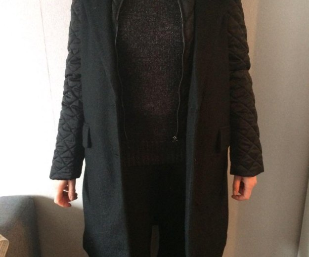 Новое пальто. Фото 4. Москва.