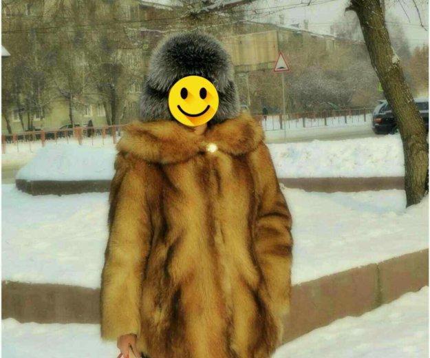 Продам полушубок из натурального меха. Фото 1. Ангарск.