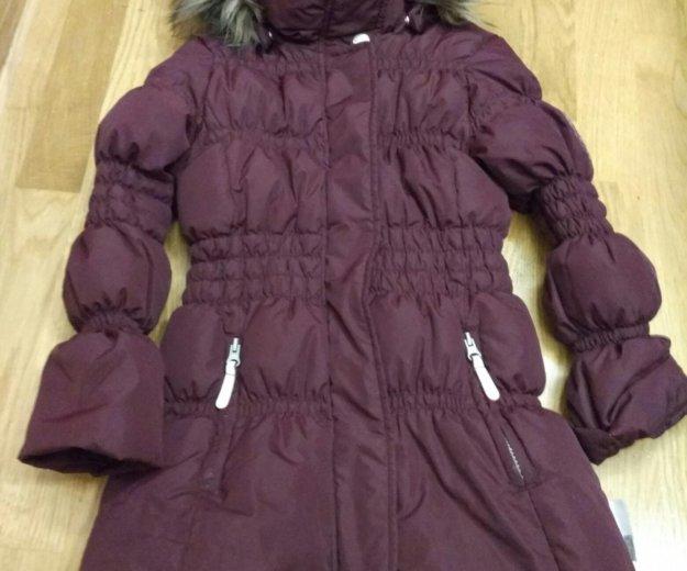 Куртка (пуховик) для девочки name it. Фото 1. Москва.