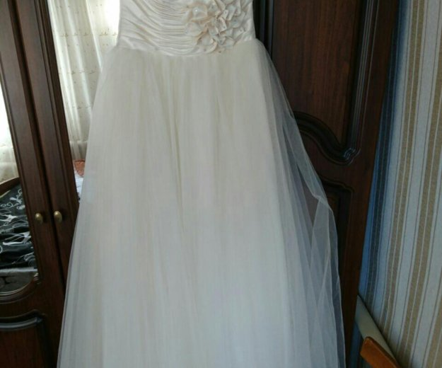 Свадебное платье. Фото 2. Армавир.
