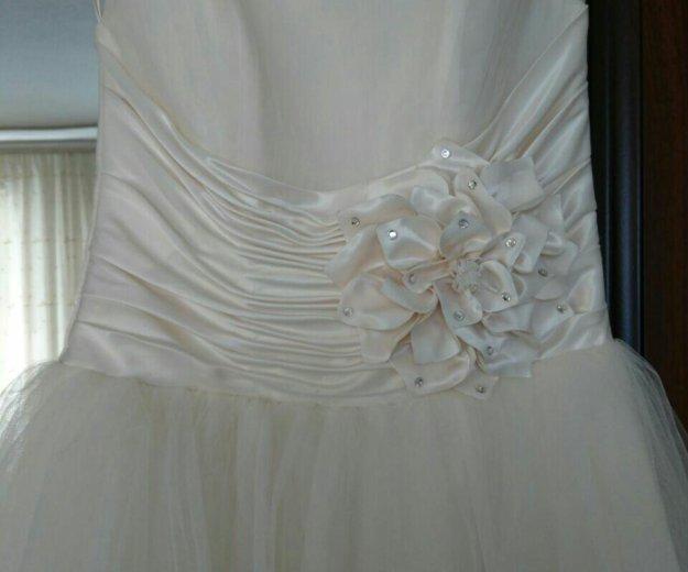 Свадебное платье. Фото 3. Армавир.