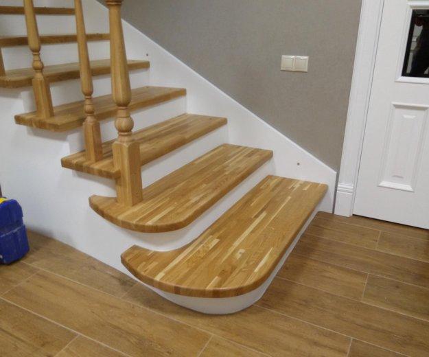 Изготовление лестниц из дерева. Фото 4. Москва.