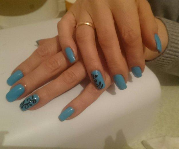 Дизайн ногтей. Фото 1. Новокузнецк.