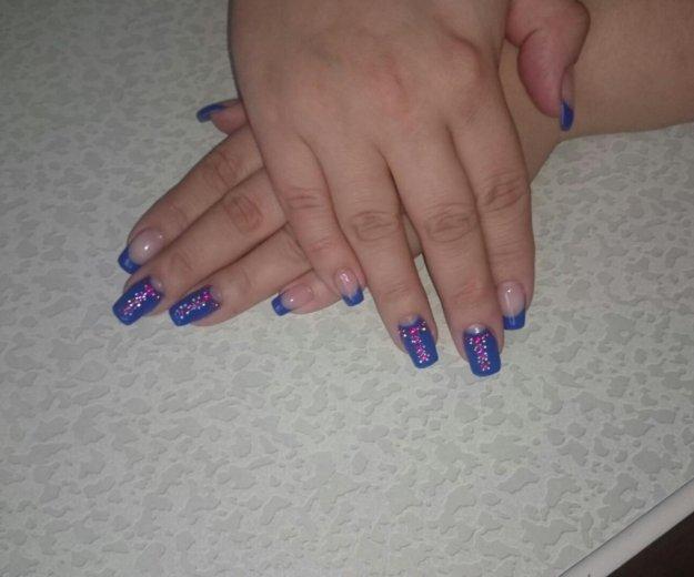 Дизайн ногтей. Фото 2. Новокузнецк.