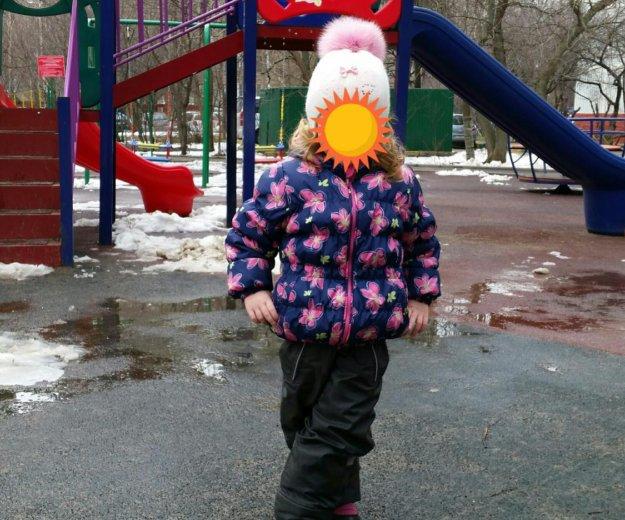 Куртка демисезонная play тоday размер 98-104. Фото 2. Москва.