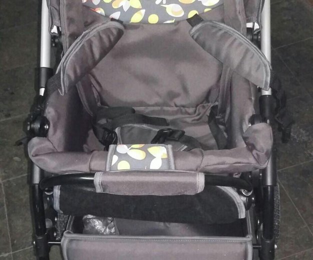 Детская коляска 3в1. Фото 3. Тюмень.
