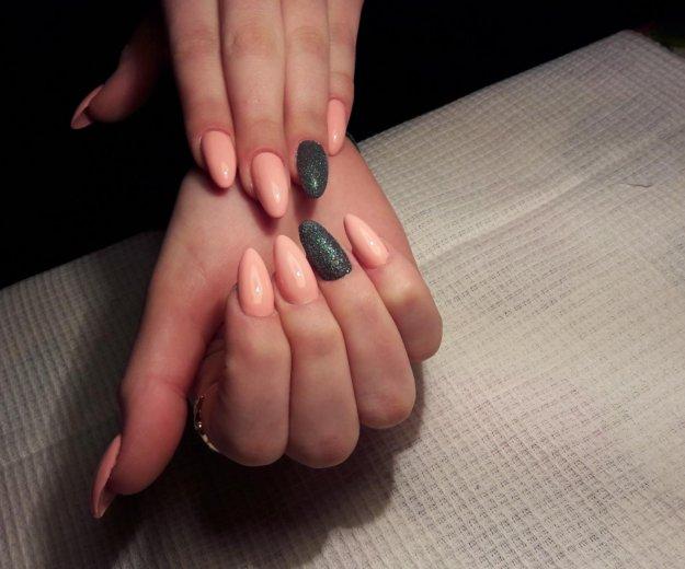 Наращивание ногтей. Фото 4. Волгоград.