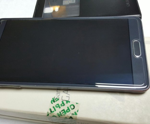 Samsung note 4 как новенький. Фото 1. Новороссийск.