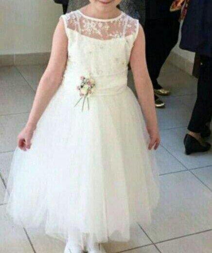 Платье новое детское. Фото 1. Ковров.