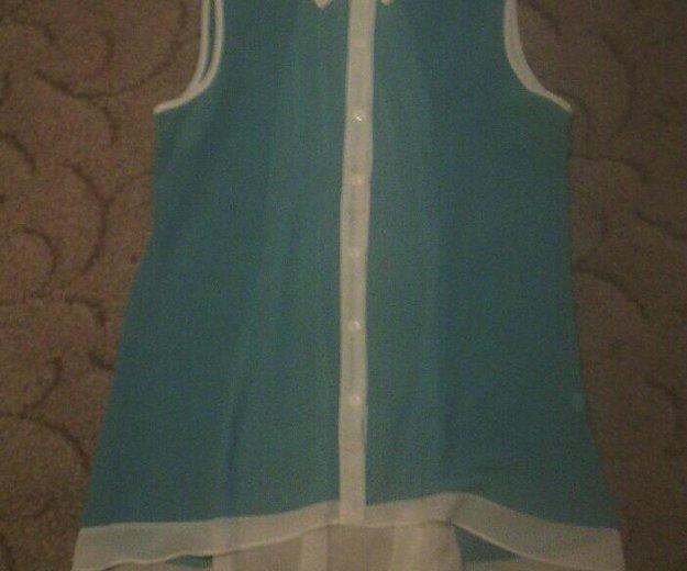 Блузка жен. Фото 2.