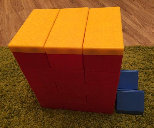 Конструктор giga blocks. Фото 2.