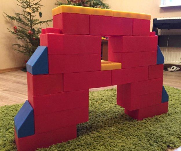 Конструктор giga blocks. Фото 3.