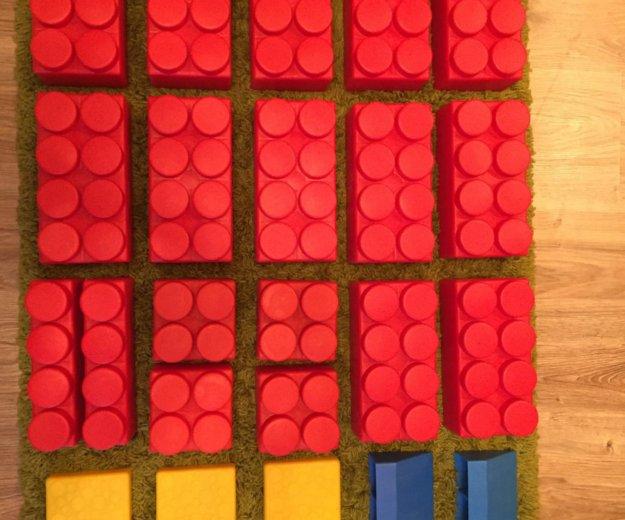 Конструктор giga blocks. Фото 1.