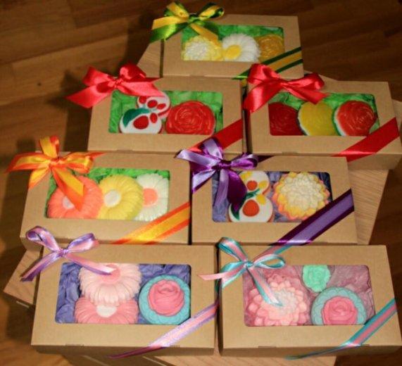 Мыло для женщин штучно и в наборах. Фото 2. Краснодар.