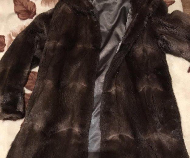 Шуба чехославатская андатра. Фото 4. Химки.