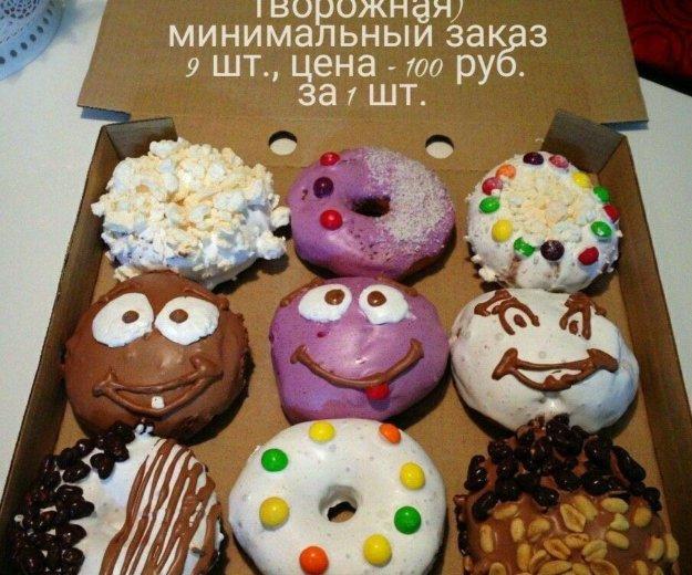 Домашние пончики! выпечка на заказ. Фото 1. Балашиха.