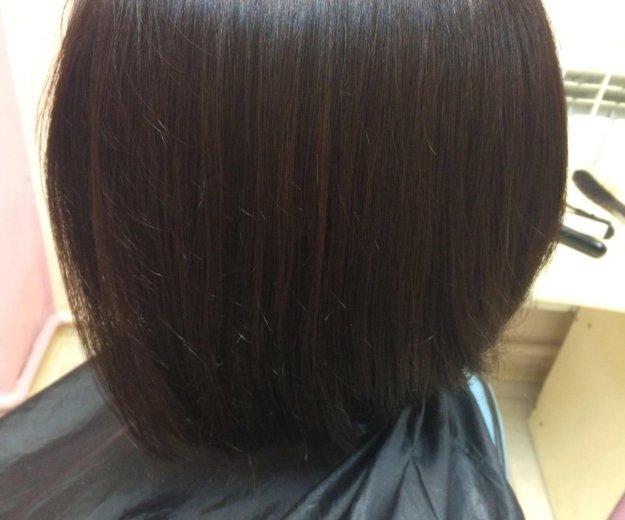 Кератиновое выпрямление волос. Фото 4. Краснодар.