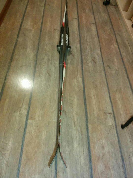 Новые лыжи беговые – купить в Санкт-Петербурге, цена 1 500 руб ... d78e4a2d652