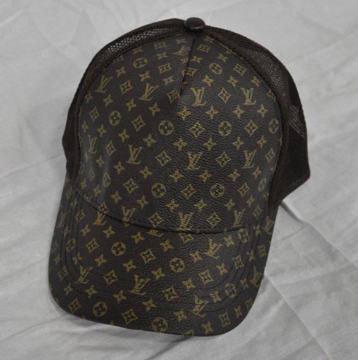 Кепка   Louis Vuitton   новая – купить, цена 1 100 руб., продано 19 ... a1b40cdaf37
