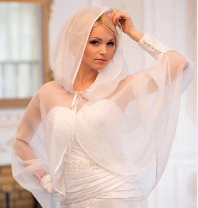 накидки для венчания с капюшоном фото огромное