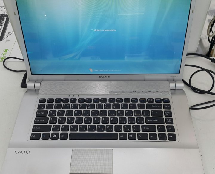 Sony Vaio VGN-FW Recovery