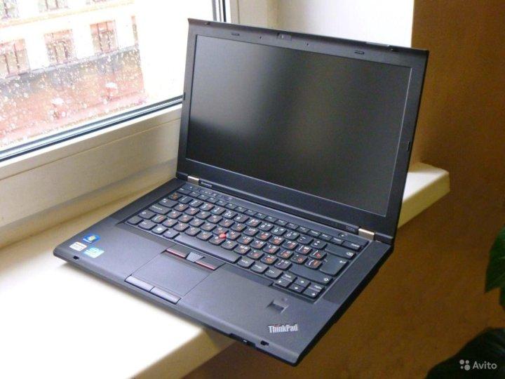 Thinkpad T430 SSD классика надежности – купить в Санкт
