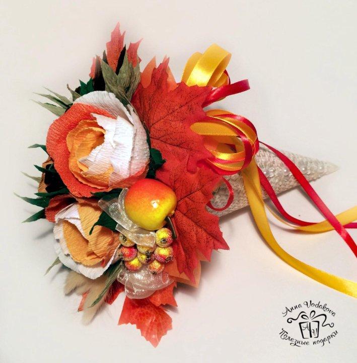 Букеты, мини букеты из конфет на 1 сентября