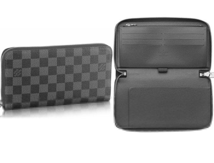 Louis Vuitton zippy organizer 704 копия – купить в Москве, цена 2 ... 3057dac997c