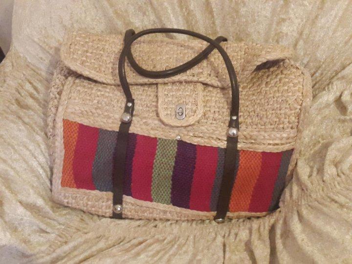 Новая пляжная сумка Zara – купить в Москве, цена 2 000 руб., продано ... 4b3934c6f2b