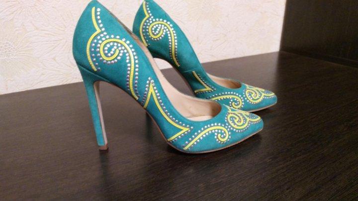 Туфли новые mascotte – купить в Томске, цена 2 500 руб., дата ... 3675ceb4b9c