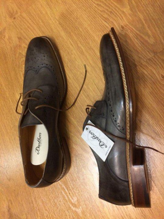 НОВЫЕ🔥Туфли мужские 46р, кожаные 🏅 – купить в Химках, цена 7 600 ... 5e9f75932eb