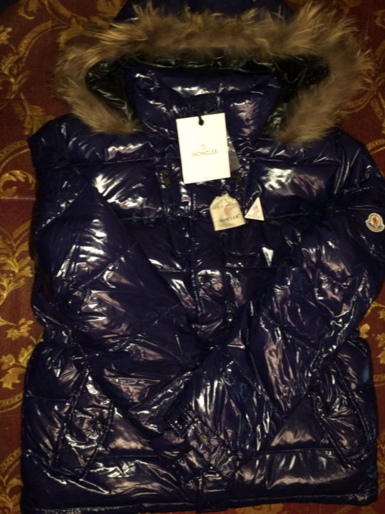 eabb412e Куртка муж. Moncler зима – купить, цена 5 000 руб., продано 14 ...