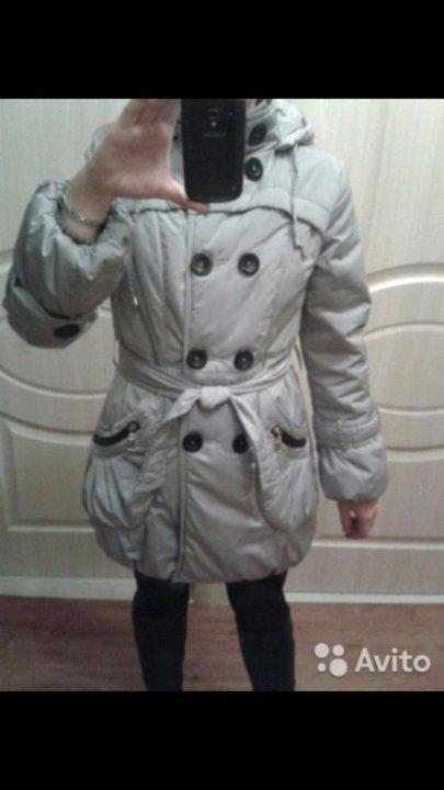 e03fa472 Пальто утепленное – купить в Москве, цена 300 руб., дата размещения ...
