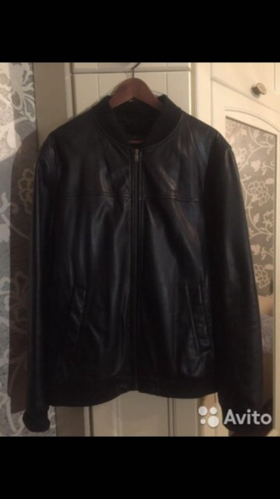 Куртка мужская кожаная Lacoste – купить в Москве, цена 30 000 руб ... 00358c65aa3